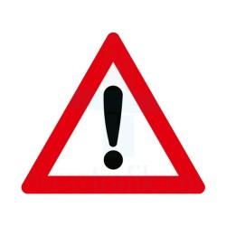 Dikkat İşareti Trafik Levhası | PT-108-K