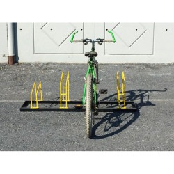 4 İstasyon Boyalı Bisiklet Parkı | PT-49-B