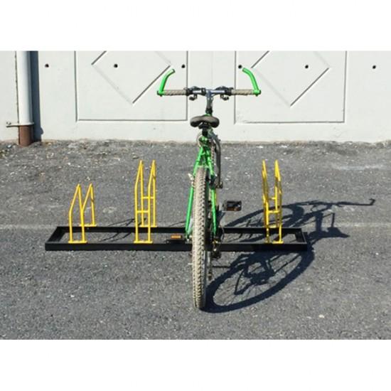 4 İstasyon Boyalı Bisiklet Parkı