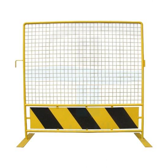 Demir Güvenlik Bariyeri