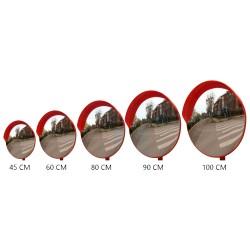 Plastik Viraj Güvenlik Aynası | PT-97